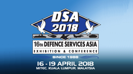 Defence Services Asia 2018