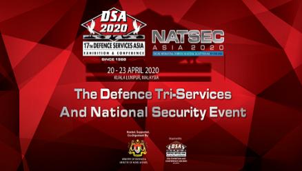 DSA 2020 - Defence Expos - Wilayah Persekutuan Kuala Lumpur , Kuala