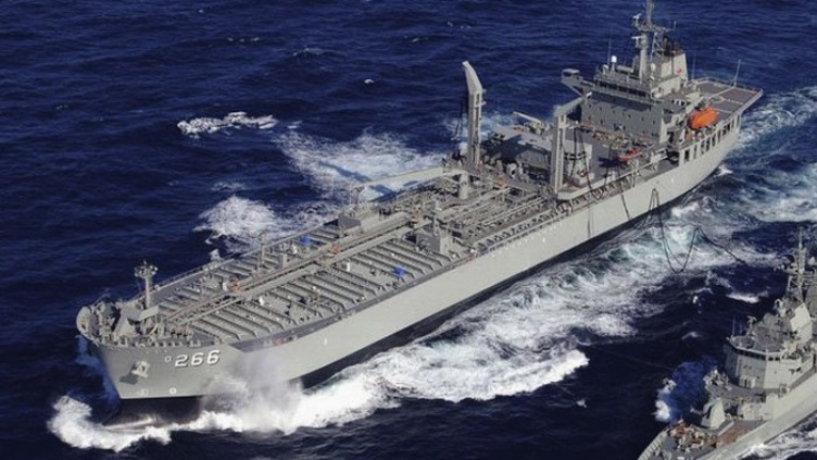 Contract signed for RAN's replacement replenishment vessels