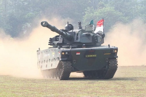 Indonesia,Medium Tank,PT PINDAD