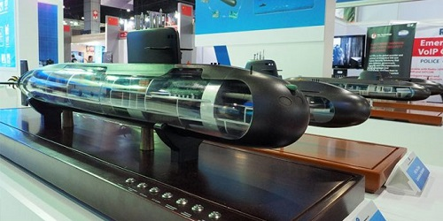 Royal Thai Navy eyes two more Chinese-made submarines despite Covid-19 pressure